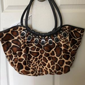 Handbags - Leopard purse